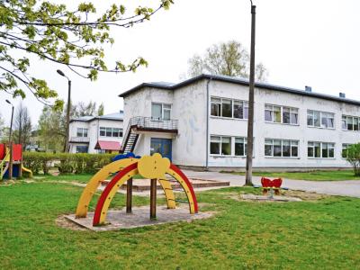 Pärnu Kastani lasteaia rekonstrueerimistööd